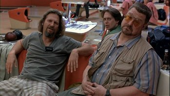 "Walter Sobchak from ""The Big Lebowski"": ""At least it's an ethos."""